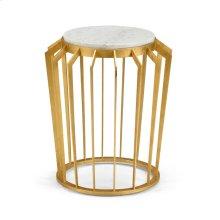 Mason Side Table - Gold