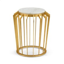 Mason Side Table - Gold