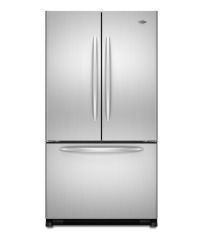 24.8 cu. ft. French Door Bottom-Freezer
