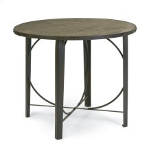 Westeria Wood and Metal Table