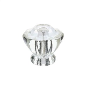 Astoria Cabinet Knob Clear Product Image