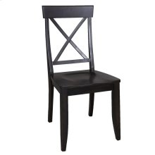 X Back Side Chair (RTA)