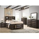 1035 Anthem Full Storage Bed with Dresser & Mirror Product Image