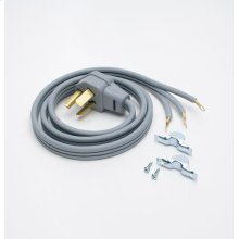 Dryer Electric Cord Accessory (3 Prong, 5 Ft.)