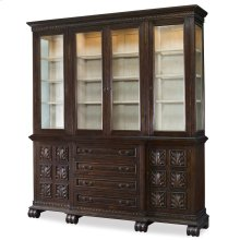 Castilian Buffet & Hutch