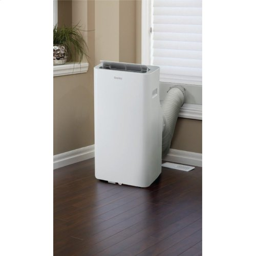 Danby 12,000 (7,400 SACC**) BTU Portable Air Conditioner with silencer technology, ionizer and wireless connect