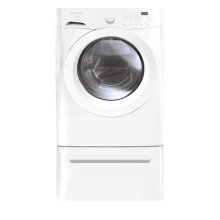 Frigidaire Affinity 3.26 Cu. Ft. Front Load Washer (This is a Stock Photo, actual unit (s) appearance may contain cosmetic blemishes. Please call store if you would like actual pictures). This unit carries our 6 month warranty, MANUFACTURER WARRANTY and REBATE NOT VALID with this item. ISI 34307