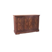 Small Bow-Front Buffet