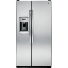 GE® 22.7 Cu. Ft. Counter-Depth Side-By-Side Refrigerator