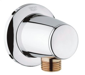Movario Shower Wall Union, 1/2 Product Image