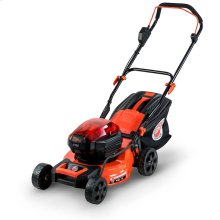 DR Battery-Powered Lawn Mowers with (up to 2.5 hours run time)