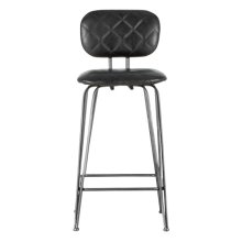 Leatherette Counter Height Chair