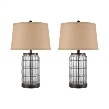 Yankee Hill Table Lamp (set of 2)