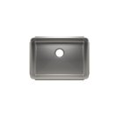 "Classic 003217 - undermount stainless steel Kitchen sink , 24"" × 17"" × 10"" Product Image"