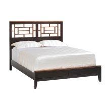 Eastwood Queen Fretwork Bed