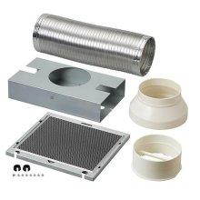 Non-Duct Kit for IC34IQ Range Hood