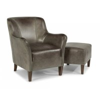 Wheatley Leather Chair Product Image