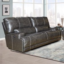 Steele Twilight Power Sofa