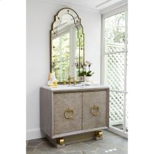 Moroccan Sink Chest