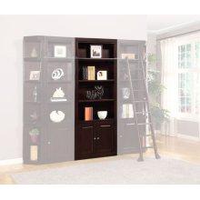 BOSTON 32 in. Open Top Bookcase