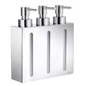 Soap Dispenser with 3 containers Product Image