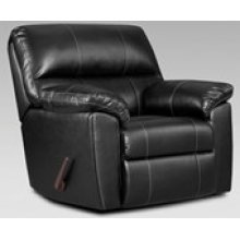 Austin Black Rocker Recliner