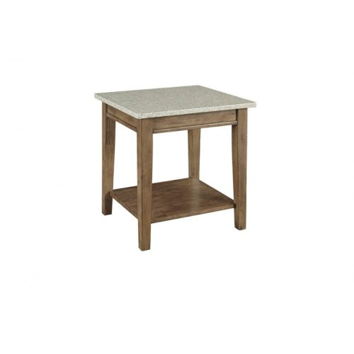 Cloverdale Occasional End Table