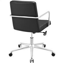 Cavalier Mid Back Office Chair in Black