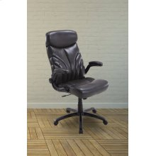 DC#205-EM - DESK CHAIR Fabric Lift Arm Desk Chair