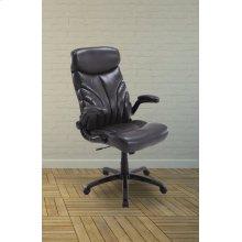 DC#205-EM - DESK CHAIR Fabric Lift Arm Desk Chair