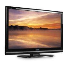"""46.0"""" diagonal 1080p HD LCD TV with SRT™ and ClearFrame™"""