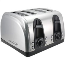 4-Slice Toaster with Extra-Wide Slots