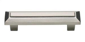 Trocadero Pull 3 Inch (c-c) - Brushed Nickel Product Image