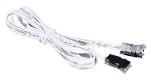 """72"""" Instalux® Tape-to-Tape Light Linking Cable White Product Image"""