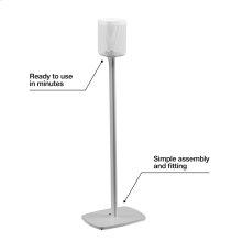 White- Flexson Floor Stand