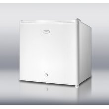 """Commercially Approved """"cube"""" Shaped Compact All-freezer With A Front Mounted Lock, Capable of -20 C Degree Operation"""