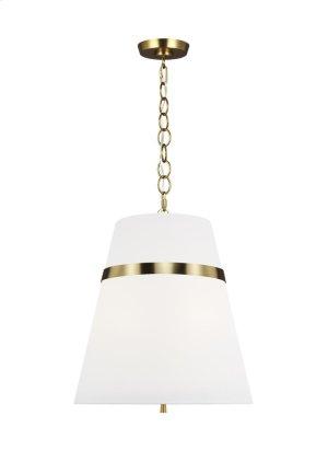 3 - Light Large Pendant Product Image
