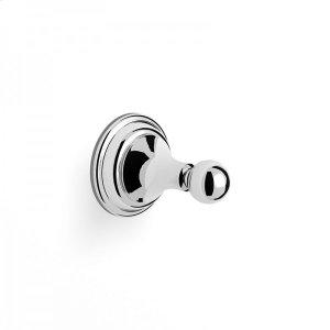 Liberti single Robe Hook model: D6.110 Product Image
