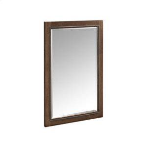 "m4 21"" Mirror - Natural Walnut Product Image"