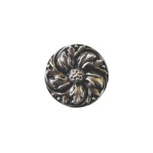 Chrysanthemum - Satin Nickel