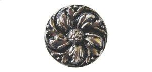Chrysanthemum - Satin Nickel Product Image