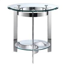 Mercury End Table - Round