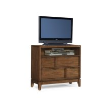 Bedroom Media Chest 418-682 MCHES
