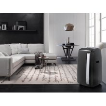 Pinguino Plus Portable Portable Air Conditioner with Heat, 480 sq ft. Large Room PACAN125HPEKC