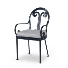 Augustine Dining Arm Chair Seat Pad