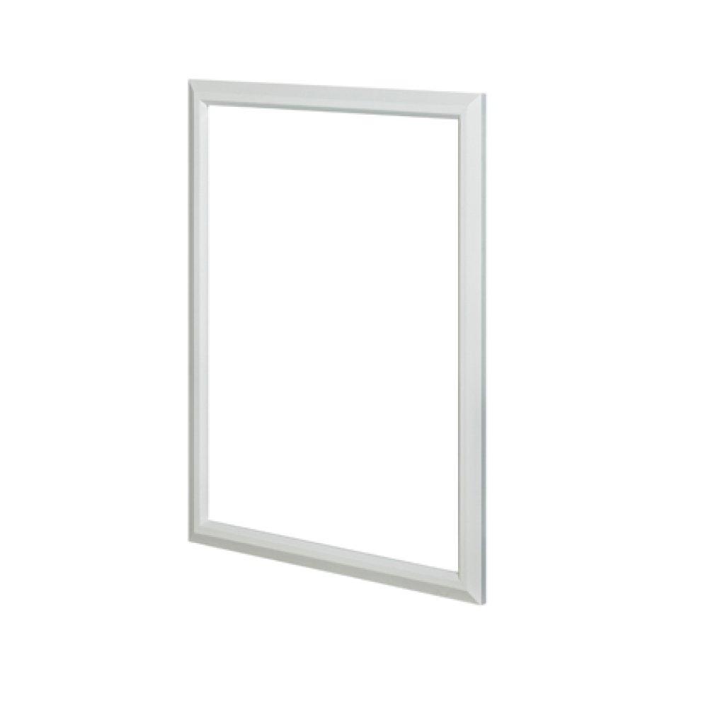 """Revival 24"""" Mirror - Glossy White"""