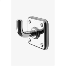 Ludlow Single Robe Hook STYLE: LDRH01