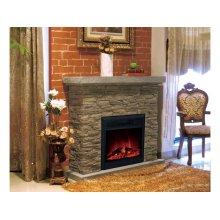 BR100FP Brock Fireplace