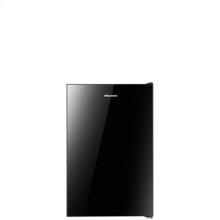 4.4 Cu. Ft. Glass Door Compact Refrigerator