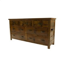 Western Traditions Elite 7 Drawer Dresser